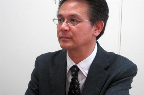 エプソン販売株式会社 販売促進本部VP MD部 部長の柳田貴之氏